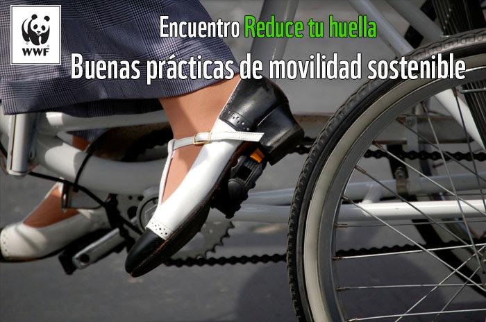 Reduce tu Huella: buenas prácticas de movilidad sostenible