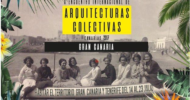 Arquitecturas Colectivas Canarias 2017