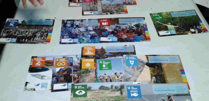 Taller Objetivos de Desarrollo Sostenible