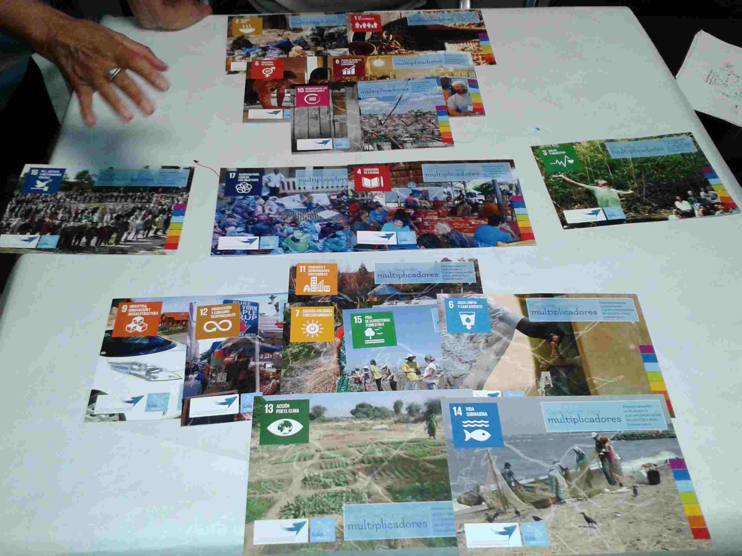 La formación de los actores locales y los ODS