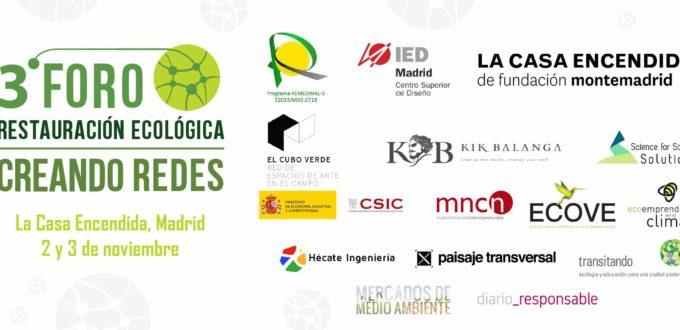 III Foro Internacional de Restauración Ecológica