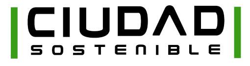 Logo Ciudad Sostenible