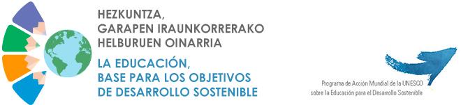 Logo Jornadas Educación y ODS