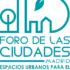 Tercera edición del Foro de las Ciudades, 13-15 junio 2018