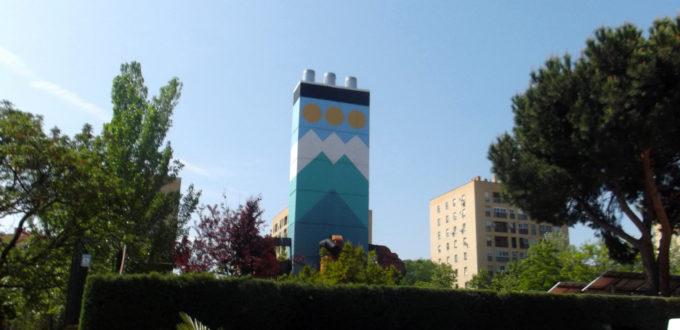 Resiliencia urbana sur de Madrid
