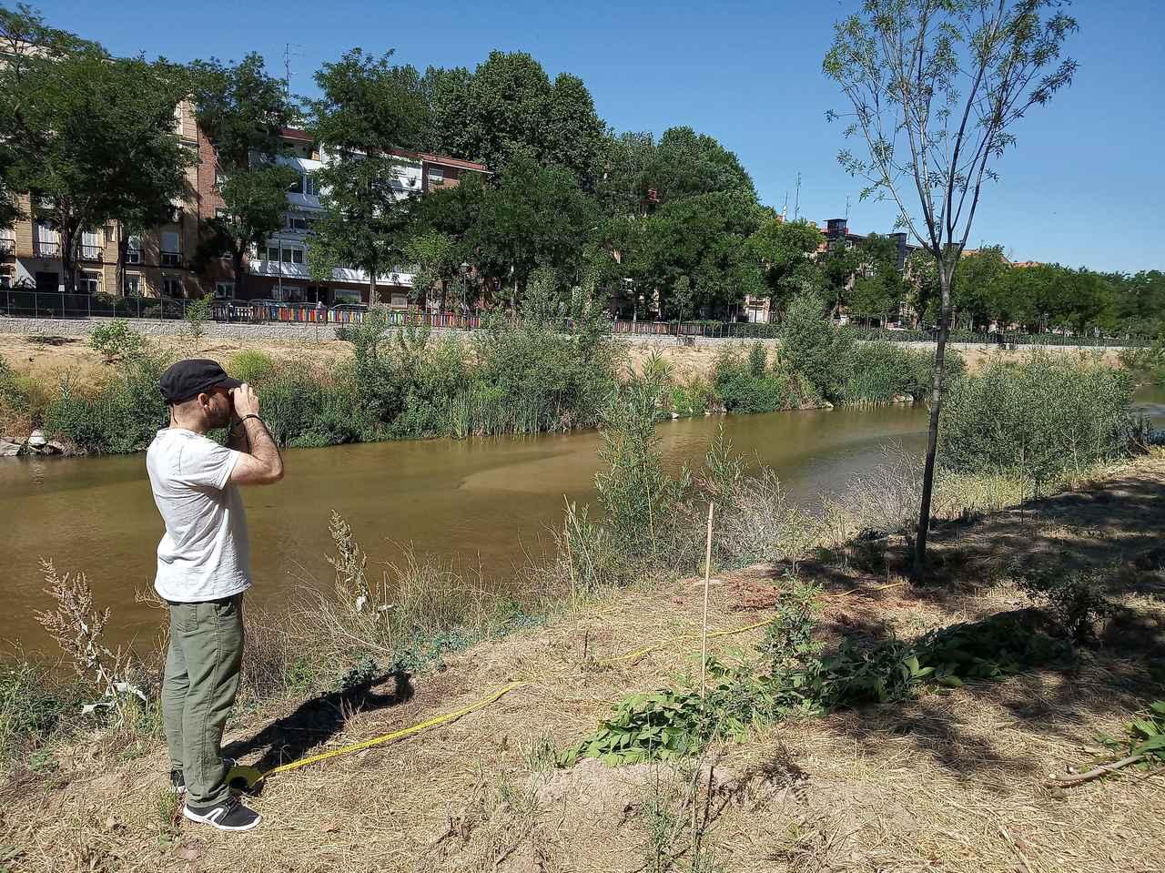 Laboratorio de ecología urbana